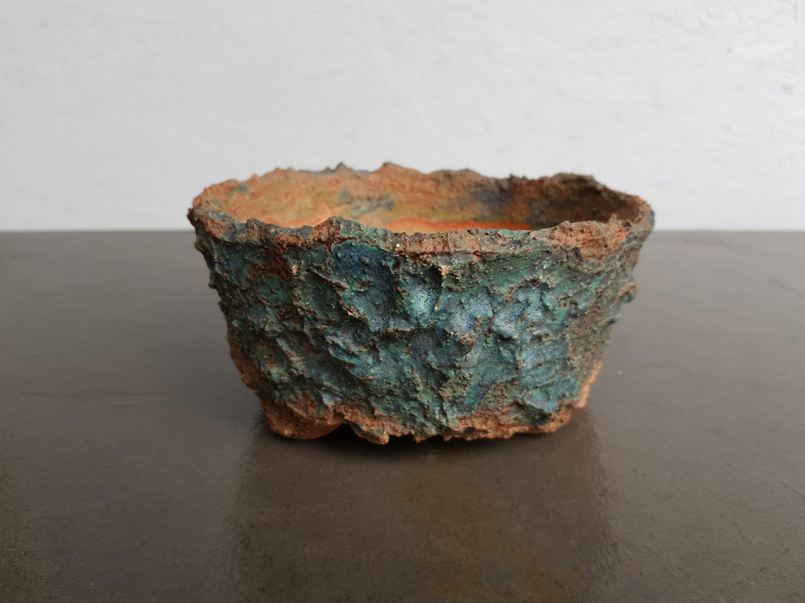 Handmade Rustic Round