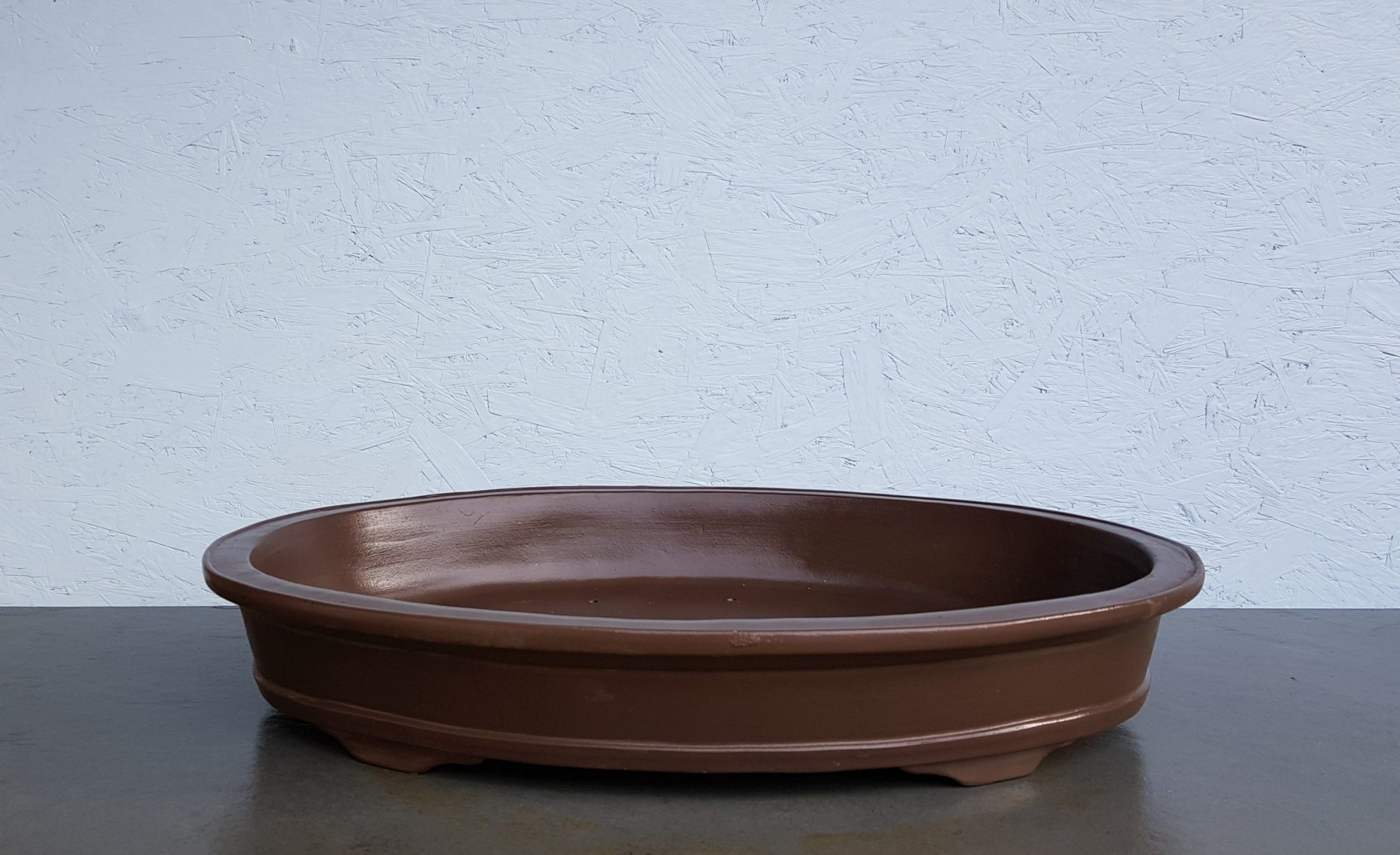 Chinese Handmade Oval