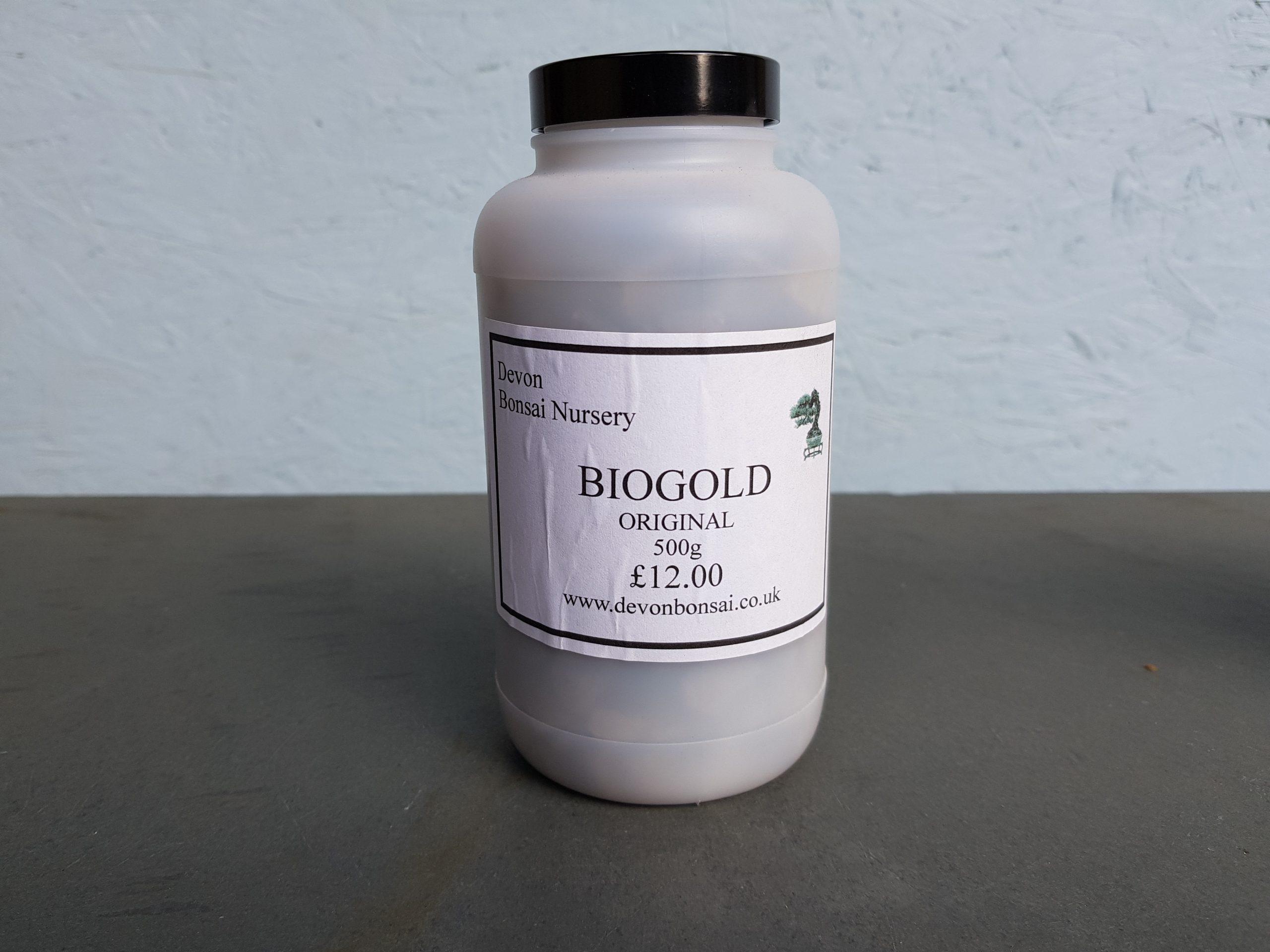 Biogold Fertiliser – 500g