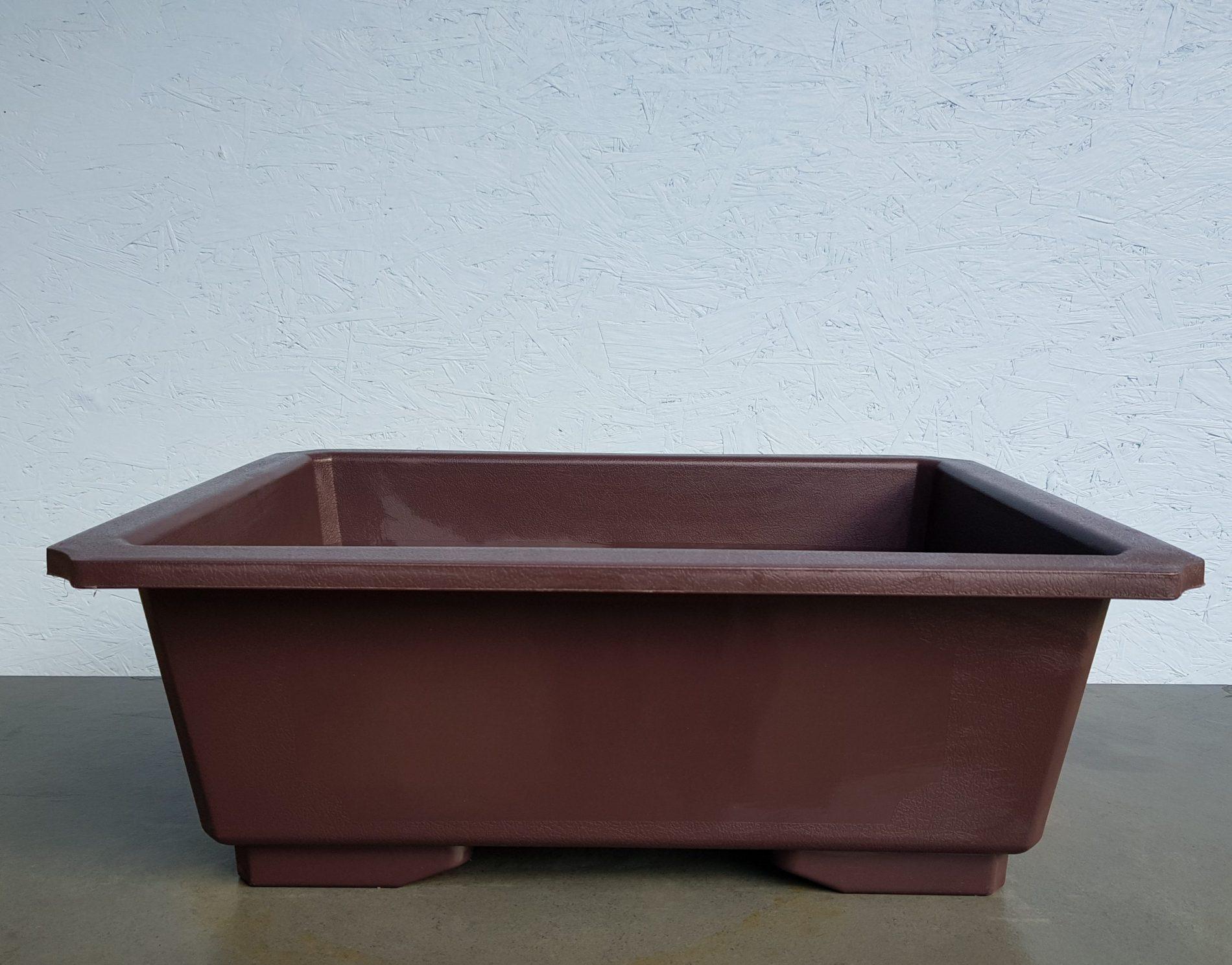 Rectangular Plastic Training Pots