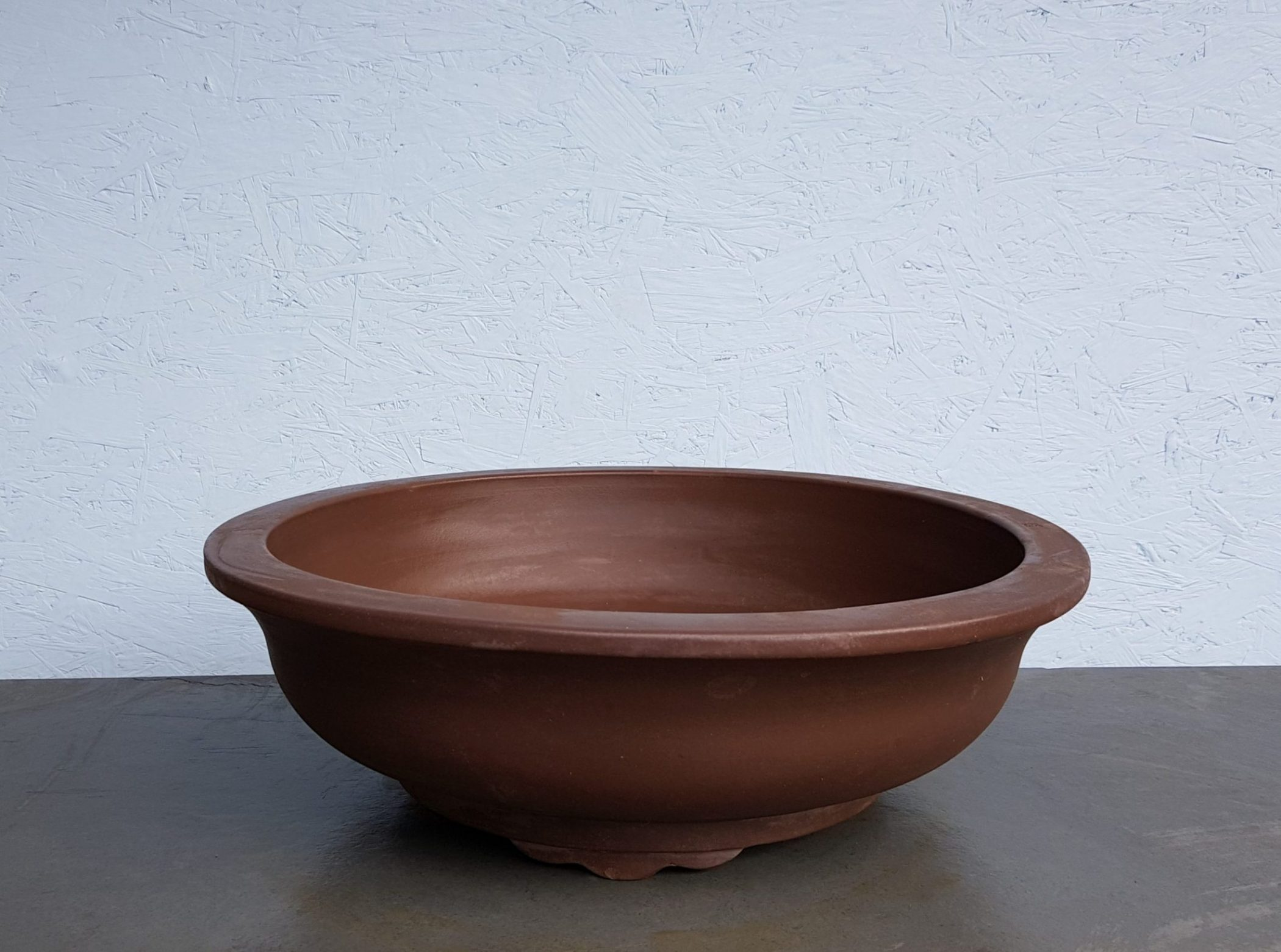 Large Chinese Handmade Round