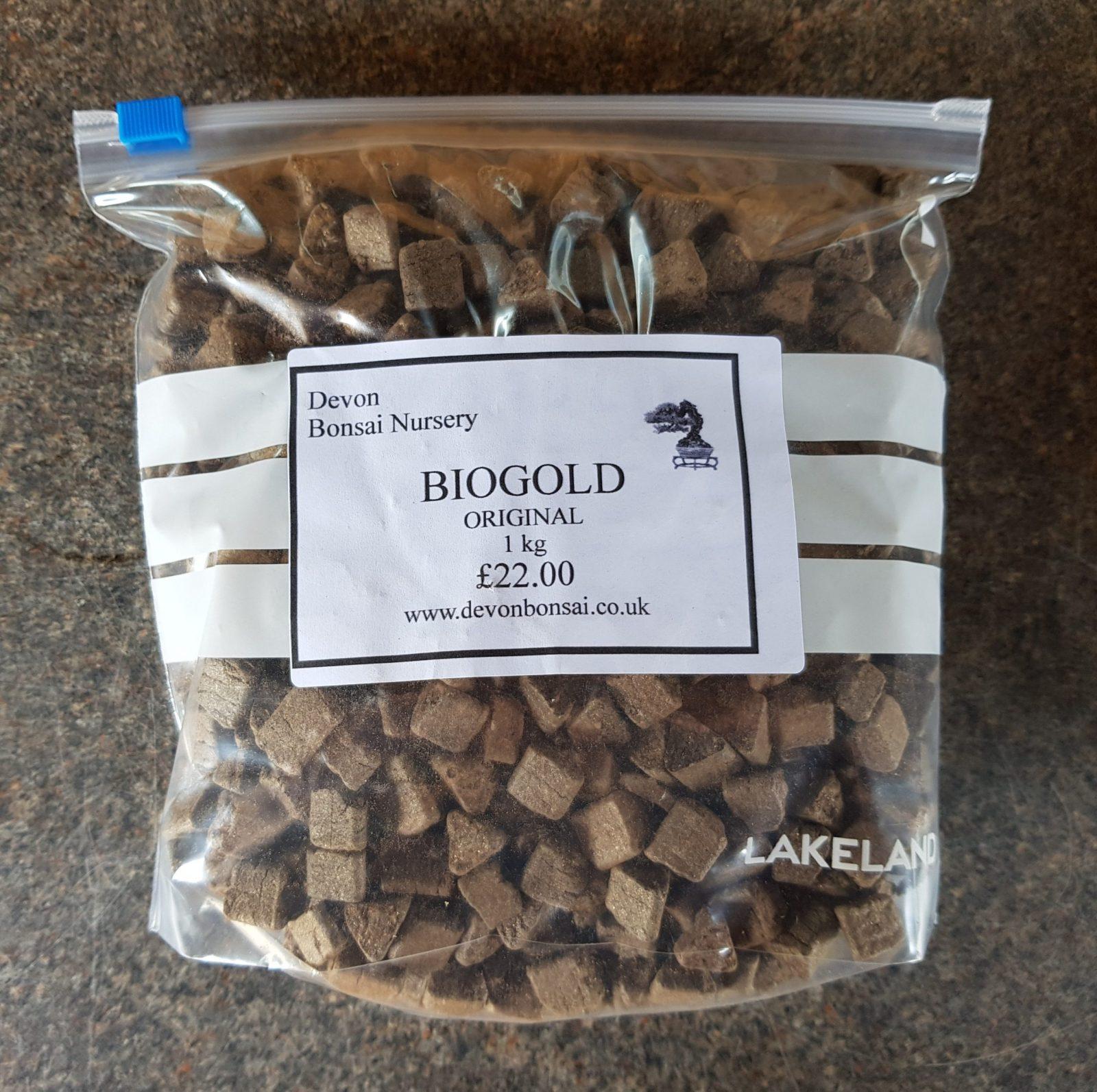 Biogold Fertiliser – 1kg