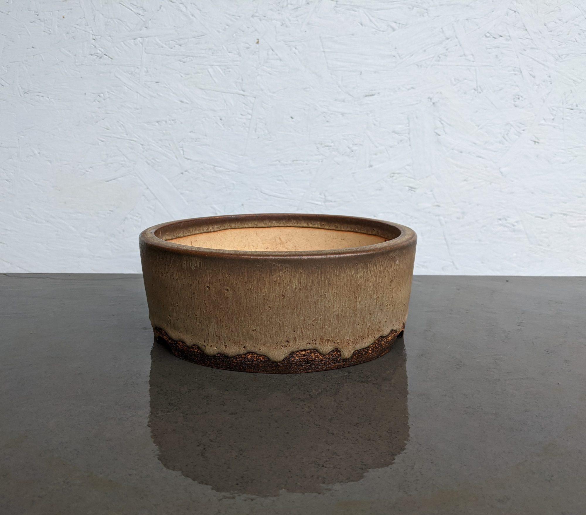 Walsall Studio Ceramics Handmade Round